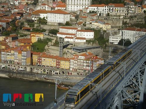 Metro de Oporto - Oporto en un día