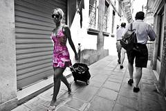Pink in traslation