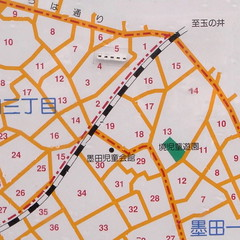 Tamanoi on Map