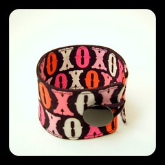 The Hugs and Kisses Wrist Cuff