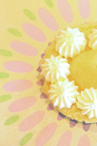 Lemon Macarons 1115 R