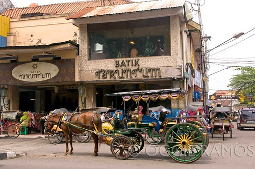 Indonesia - Malioboro Horse Drawn Carriage