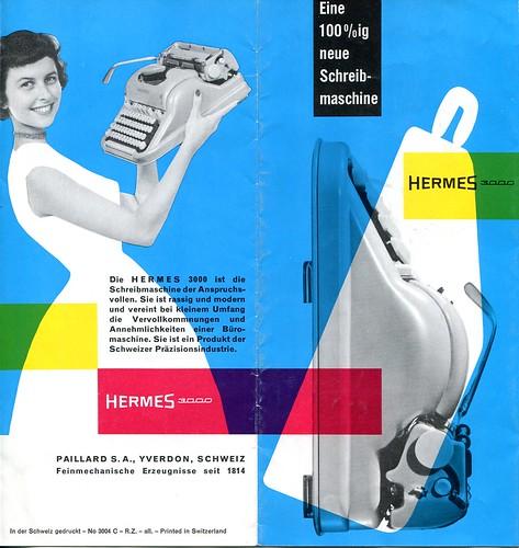 Hermes 3000 flyer 1/5