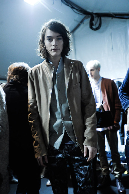Jaco van den Hoven3179_FW11_Paris_Paul Smith BS(Dazed Digital)
