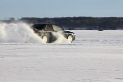 Ice Racing (ChristofferBackman) Tags: subaru drifting subaruimpreza iceracing subaruimprezagt