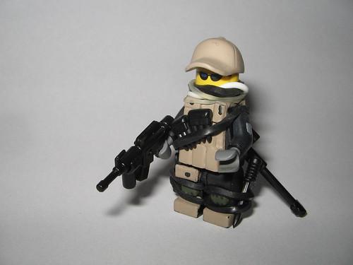 Custom minifig PMC custom minfiig