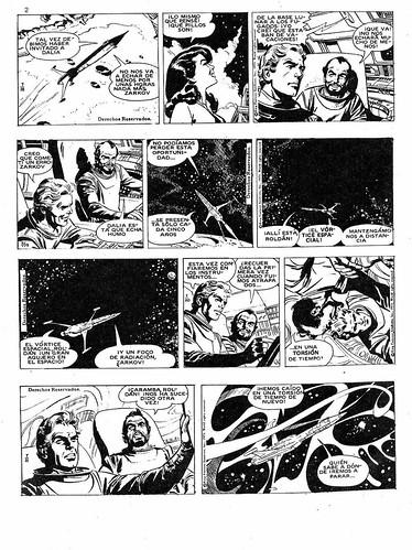 003-Flash Gordon Vol 1-nº1 Ediciones Vertice -reedicion 1974-2ª pagina