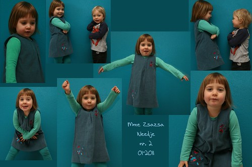 Mme Zsazsa kleedje nr. 2 (01-2011)