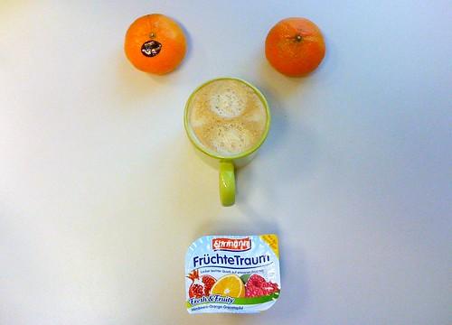 Früchte Traum Fresh & Fruity und Clementinen