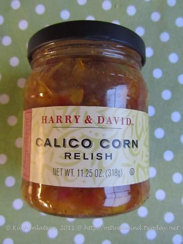 Calico Corn Relish