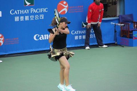 Aravane Rezai - Aravane Rezai tennis 5