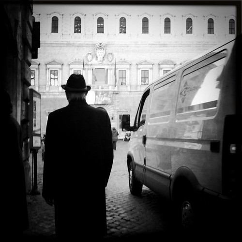 Roma b/w 15  #roma #rome