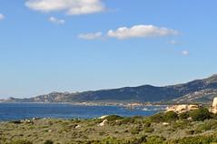 La côte entre Punta di Caniscione et Roccapina