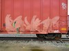 Unfinished.. (KickPushPaint aka Sk8Hamburger) Tags: train painting graffiti paint tag boxcar tagging freight knistt gtl knistto