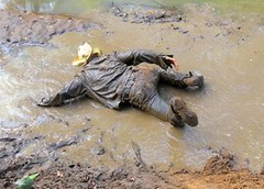 38 WS Nothing like fully clothed mud wallowing (Wrangswet) Tags: wet cowboys mud wranglers wetlook swimmingfullyclothed muddyjeans muddycowboy wetcowboy wetcowboys swimminginjeans muddycowboyboots wetwranglerjeans mudwallowing mudwallowinclothes
