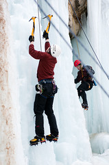 JKZ_1046 (igmaino) Tags: ice festival michigan climbing lakesuperior munising uppermichigan icefest