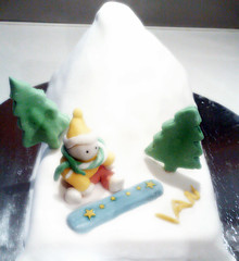 torta snowboarder (frago) Tags: cake pdz fondand