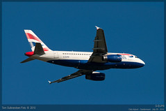 British Airways - G-EUPB - A319-100 (Tom McNikon) Tags: airbus british ba airways britishairways osl gardermoen a319 engm airbus319 a319100 airbus319100 geupb osloairportgardermoen