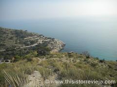 Benidorm - Playa Rac del Conill (This Is Torrevieja) Tags: espaa beach del naked spain playa nudist benidorm desnudo rac nudista conill 20110209