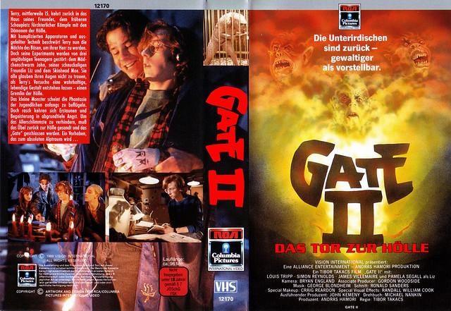Gate 2 (VHS Box Art)