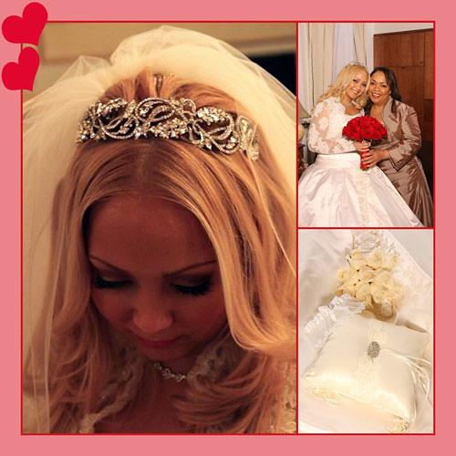 Bridal Styles Real bride, Yedenny & Kevin, Image by Pinilla Studios