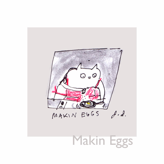 Makin Eggs