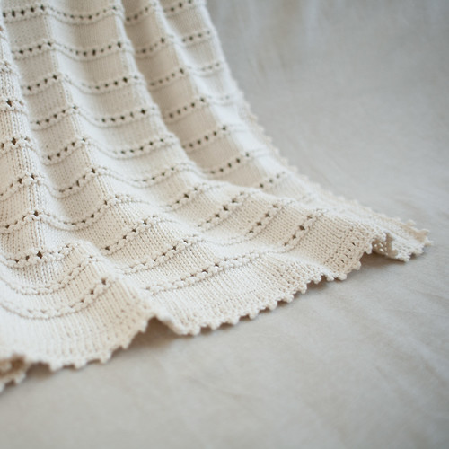 baby cotton blanket