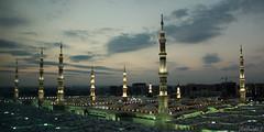 Al-Masjid Al-Nabawi (Am!natoS) Tags: saudiarabia  almadinah  almasjid alnabawi aminatos