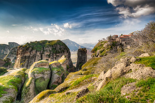 Meteora - The Valley of Light - (HDR Greece)