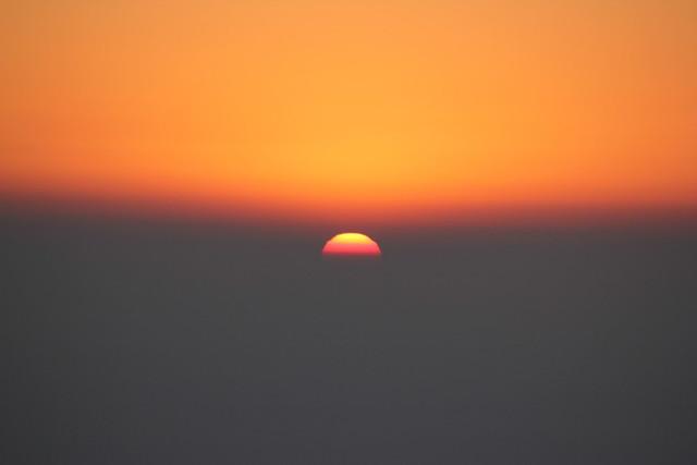Tiger Hill 看日出