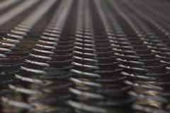 IMG_15203C (Just George 2) Tags: abstract black aluminum dof bokeh gs iso1600 toolbox treadplate canoneos5dmarkii canonef100mmf28lmacroisusm