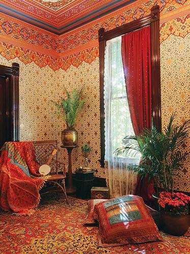 Persian Roomset, Bradbury & Bradbury