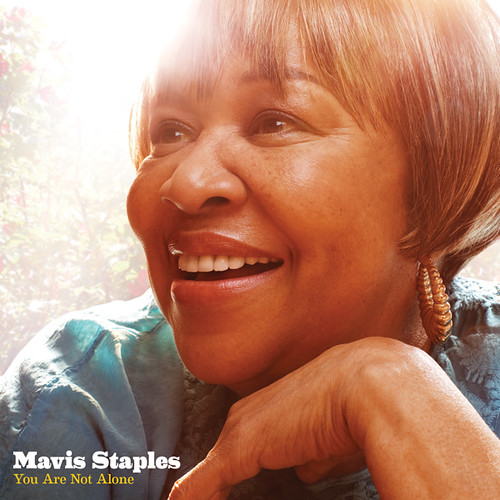 "Mavis Staples' ""You Are Not Alone"""