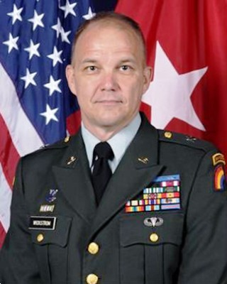 Major General Steven N. Wickstrom to address Polish-American Veterans at Communion Breakfast