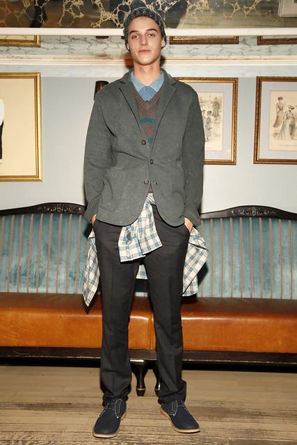 Robbie Wadge3486_FW11_NY_Richard Chai for Original Penguin(VOGUEcom)