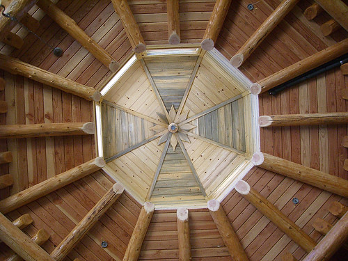Common House Ceiling