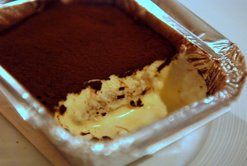 Traditional Tiramisu, the Smell of Renato's Numero Uno