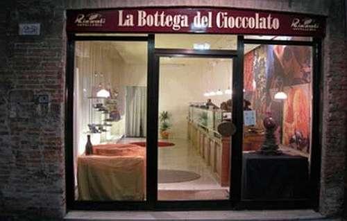 bottega del cioccolato