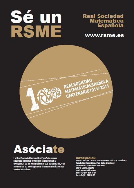 Sé un RSME