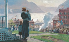 Gifford Beal - On the Hudson at Newburgh, 1918 at Phillips Collection Art Gallery Washington DC (mbell1975) Tags: usa art museum painting us dc washington gallery museu phillips musée musee m collection american hudson museo muzeum newburgh 1918 beal gifford on müze museumuseum