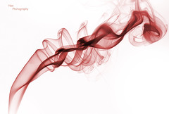 Red Smoke (Nas t) Tags: red color macro digital photoshop nikon focus smoke experiment 105mm