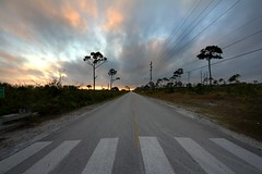 Bahamian Road (Nick Mulcock) Tags: park cruise sunset beach rock canon island gold cloudy sigma grand celebration national bahamas freeport 8mm 16mm bahama grandbahama d60 lucaya 816 goldrockbeach 60d