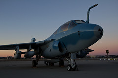 Grumman EA-6B Prowler (Trent Bell) Tags: california plane airplane sandiego aircraft jet airshow socal northisland coronado nas prowler grumman northrop 2011 ea6b cona centennialofnavalaviation
