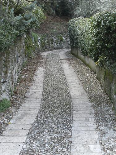 sentiero per santa barbara (cai 404)