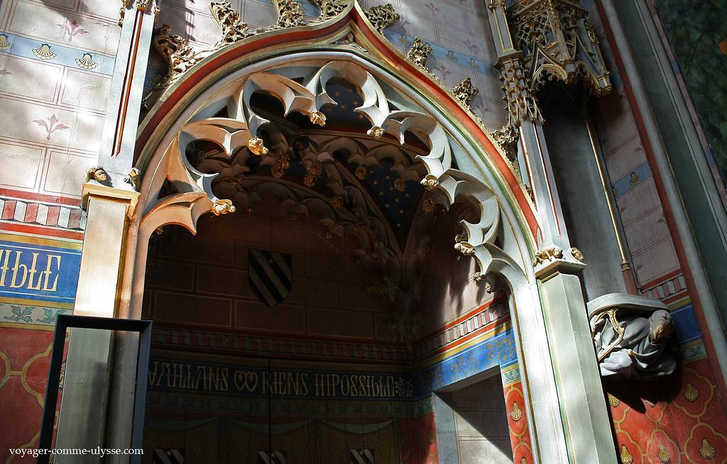 Oratoire de Jacques Cœur