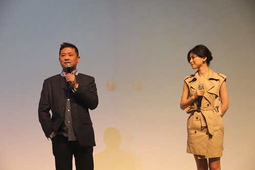 Robin Seow and JuJu