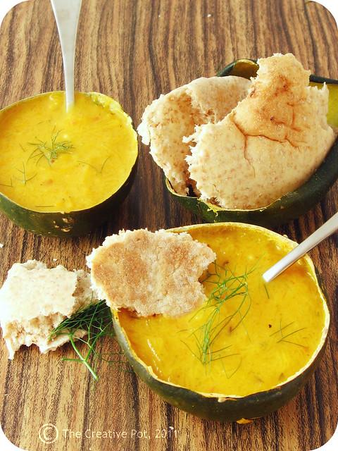 Harissa Spiced Squash Soup b2-w