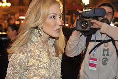 Carmen Lomana (Lancia Espaa) Tags: cine premiere lancia sguemeelrollo lanciaespaa