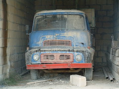 Unregistered Truck (markyboy2105112) Tags: malta quarry aec