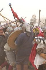 Estrella Feb 2011 2869 (Beothuk) Tags: arizona florence war sca hard az battle suit feb combat estrella 2011 feb2011